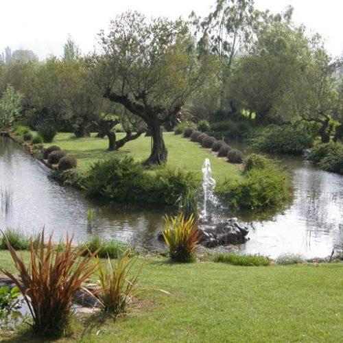 Jardín Botánico de La Rioja - Azofra