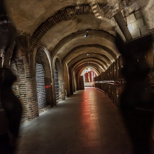Bodegas Vinícola Real - 200 Monges - Albelda de Iregua