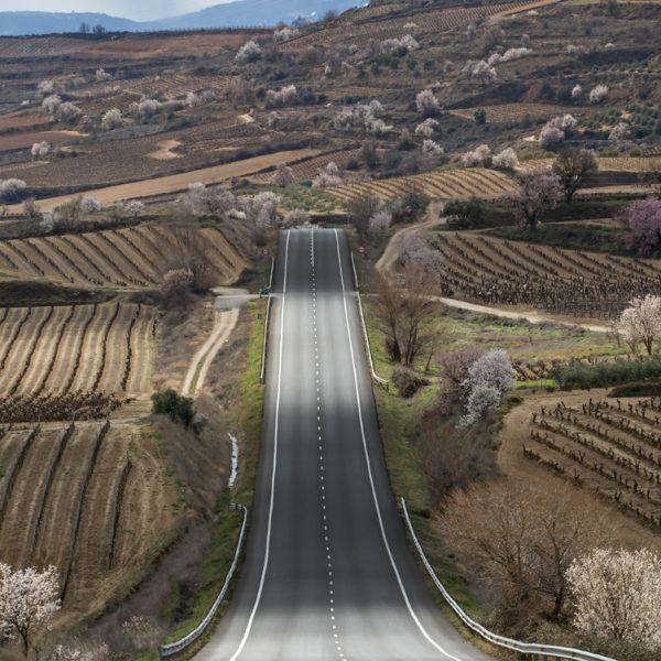 Carreteras en LA Rioja SanAsensio, rodaje, audiovisuales, cine