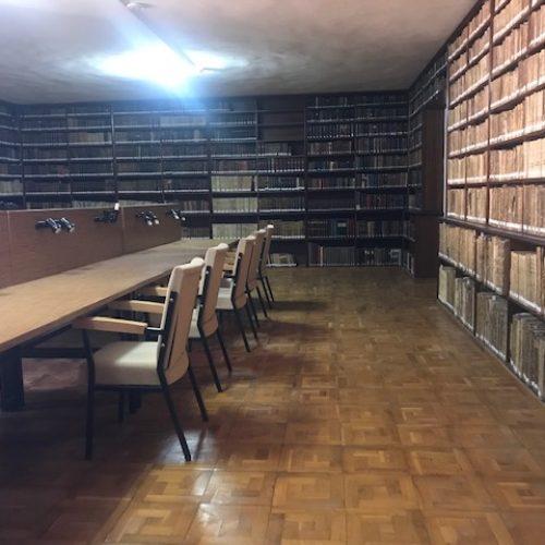 Biblioteca Monasterio Valvanera