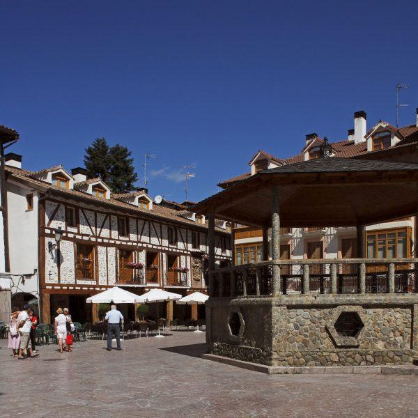 Ezcaray - Plaza del Conde de Torremúzquiz
