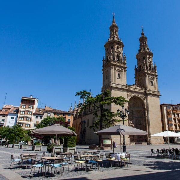 Plaza del Mercado Logroño