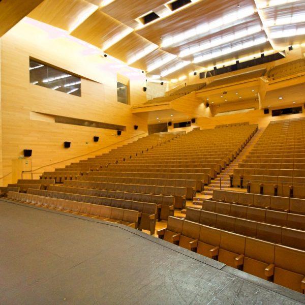 Riojaforum Palacio de Congresos y Auditorio de La Rioja Logroño