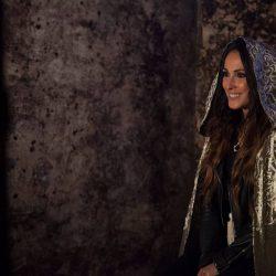 Grabación de videoclip de Maú en La Rioja