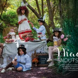 Magic snouts. Shooting realizado en LA Rioja