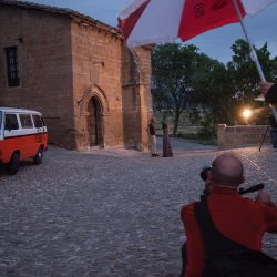 Video clip de Malú en La Rioja