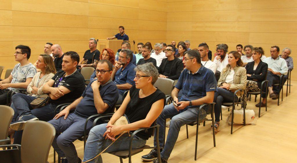 La Rioja Film Commission es presentada al sector audiovisual