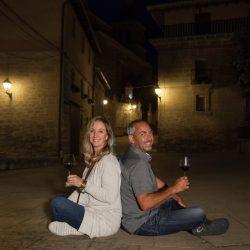 Rodaje capítulo 'I love Wine'