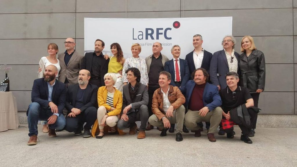 Presentación de la RFC. Foto de Sandra Carmona para www.larioja.com