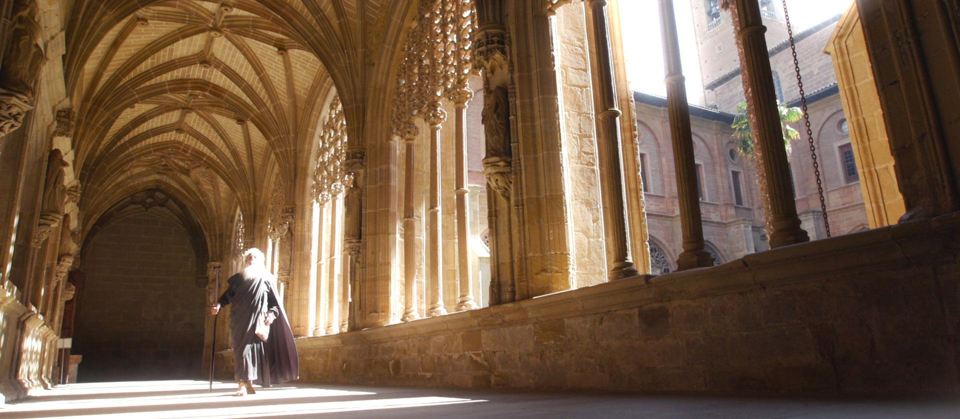 La serie internacional para Amazon 3Caminos llega este fin de semana a La Rioja, gracias al apoyo de La Rioja Film Commission