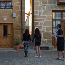 El concurso La Rioja de Cine retoma las grabaciones de los cinco cortometrajes finalistas