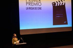 'Desconocida', de Emilio Rebollo, gana el primer premio del certamen de cortometrajes La Rioja de Cine