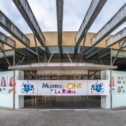 La Concha del Espolón reúne a las 'riojanas de cine' hasta el 30 de marzo